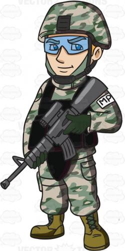 Sniper clipart army