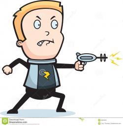Shooter clipart cartoon