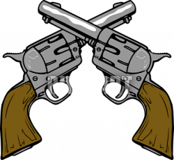 Weapon clipart cowboy gun