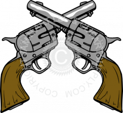 Rifle clipart western gun
