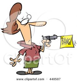 Gun Shot clipart shooter