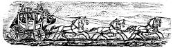 Shotgun clipart stagecoach