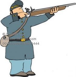 Gun Shot clipart war gun
