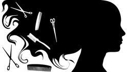 Black Hair clipart hair stylist