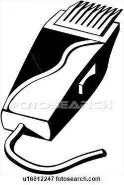 Razorblade clipart barber clipper
