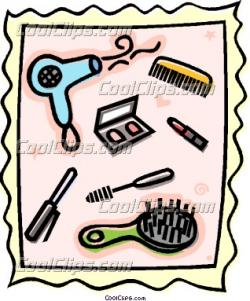 Hair clipart beauty supply