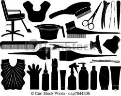 Hair clipart equipment