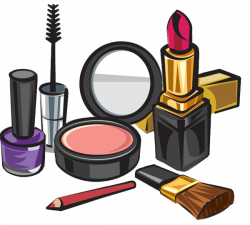 Makeup clipart cartoon