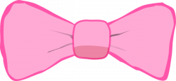 Pink Hair clipart ribbon