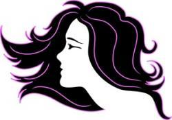 Hair clipart salon spa