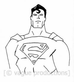 Hair clipart superman
