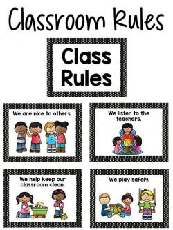 Comfort clipart ground rules