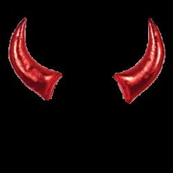Satanism clipart demon horns