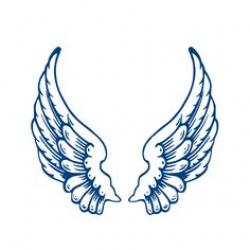 Halo clipart dragon wings