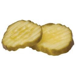 Hamburger clipart pickle slice