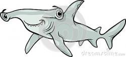 Hammerhead clipart sea life