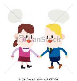 Hand Gesture clipart boy talk