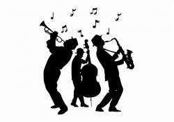 Musician clipart jazz