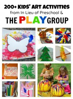 Handprint clipart playgroup