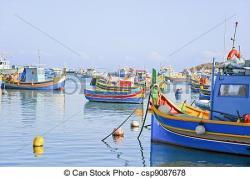 Mediterranean clipart harbour