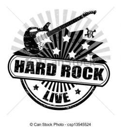 Hard Rock clipart