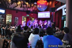 Hard Rock clipart live band