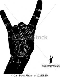Heavy Metal clipart hard rock
