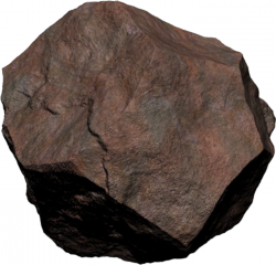 Boulder clipart rock