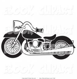 Harley Davidson clipart university