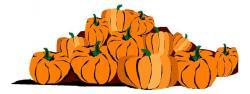 Squash clipart pumpkin patch