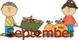 Harvest clipart september
