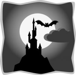Dracula clipart gothic