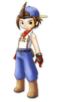 Harvest Moon clipart leave