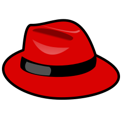 Tea Party clipart red hat society