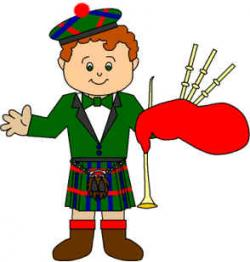 Scotland clipart Scotland People