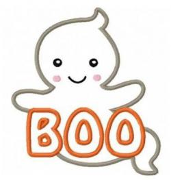 Haunted clipart boo