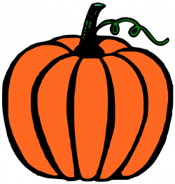 Vegetable clipart pumpkin