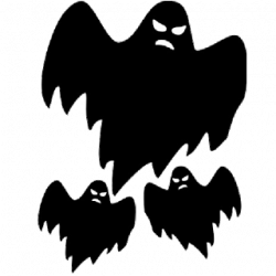 Haunted clipart scare