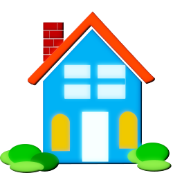 Haunted House clipart shelter