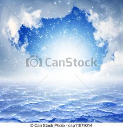 Heaven clipart background image