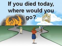 Hell clipart christianity