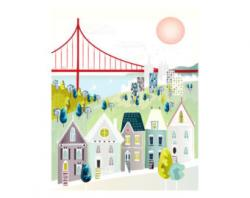 Haven clipart golden gate