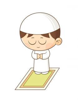 Islam clipart sholat