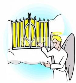 Heaven clipart saint peter