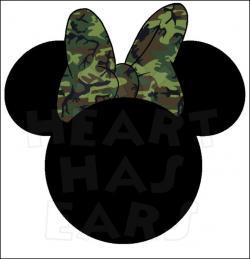 Camo clipart mickey mouse