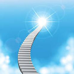 Haven clipart stairway to heaven