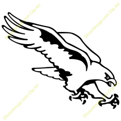 Claws clipart hawks