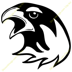 Beak clipart hawk