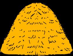 Haystack clipart
