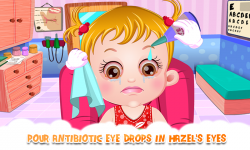 Hazel Eyes clipart child eye
